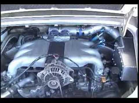 Porsche 911SC with Subaru EG33
