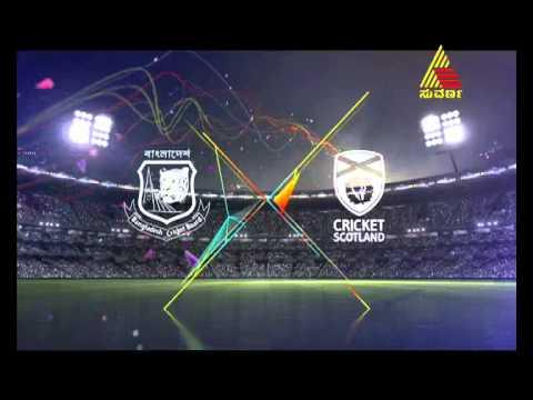 ICC World Cup 2015   Bangladesh vs Scotland   5th March   Promo 1