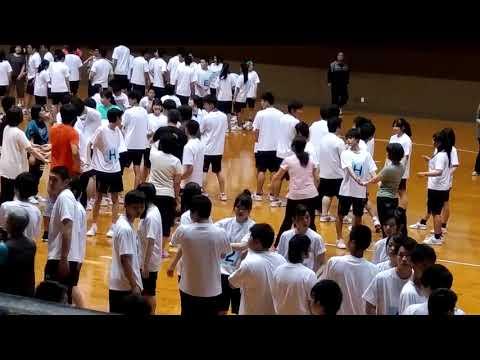 高校最後の体育祭。フォークダンス。