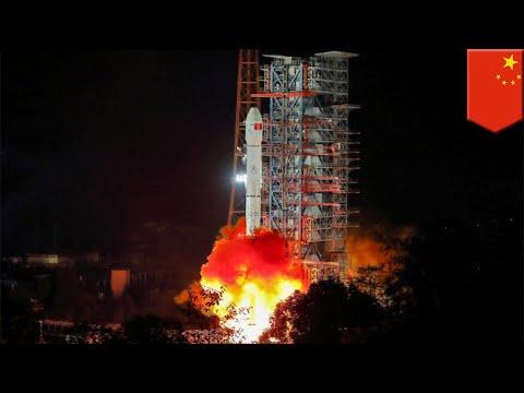 Probe Cina, menuju sisi gelap bulan - TomoNews