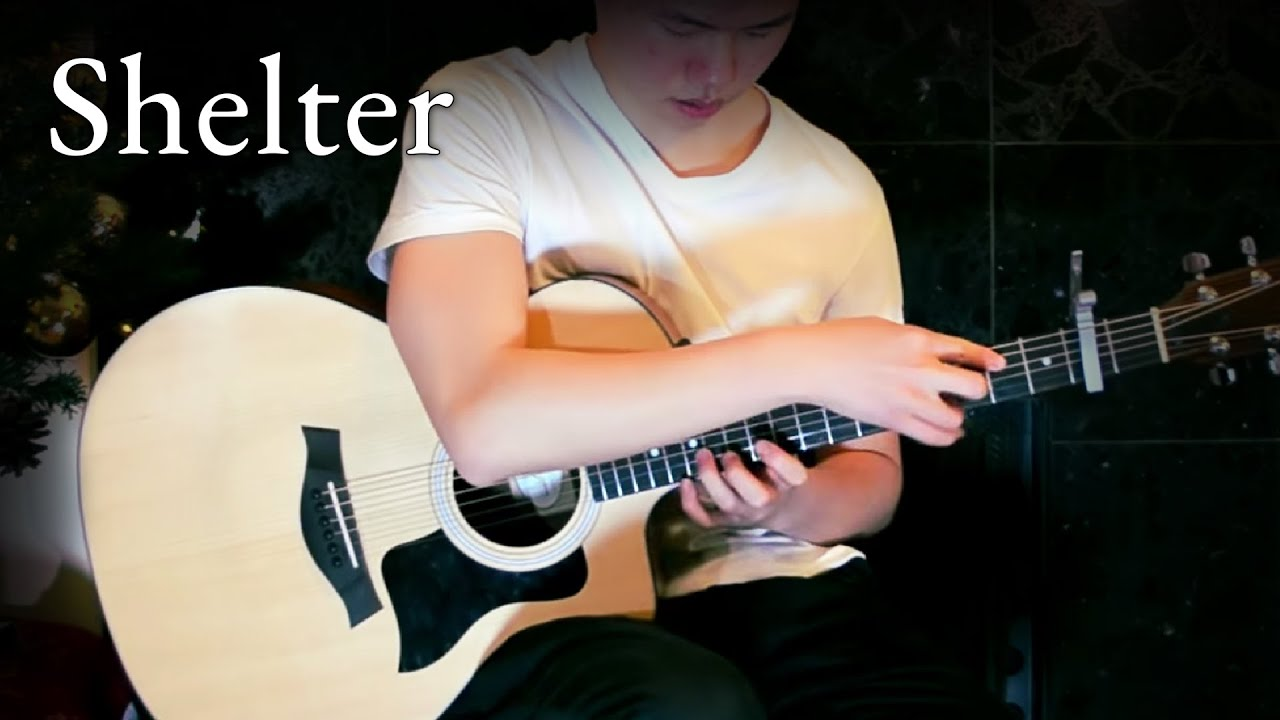 Shelter by Porter Robinson & Madeon - Robert Chen | Soundslice