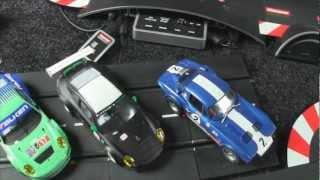 Carrera - Tutorial 12 - Pit Stop Lane Aufbau und Programmierung