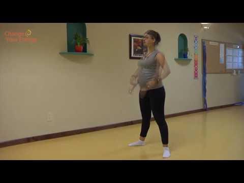 Prenatal Yoga | Pregnancy Exercises | Two Minute Tip