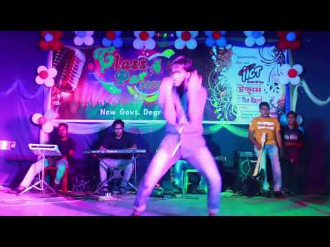 Paglu cover Sovon and Ayon|class party|NGDC``18|