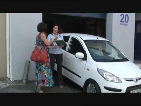 Car Hire Cape Town | Around About Cars | Happy Customer Renting A Car In Cape Town
