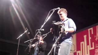 Dirk Powell & Friends Cajun Accordian at Fiddle Tunes 2010 Cajun Dance