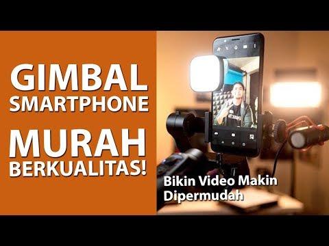 Gimbal Handphone Murah Dan Memuaskan | Review Moza Mini-Mi