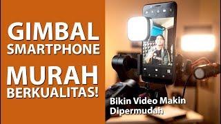 Gimbal Handphone Murah Dan Memuaskan   Review Moza Mini-Mi