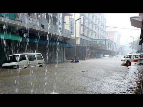 Flash floods leave 11 dead in Mauritius capital