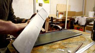 How To Flatten Plane Soles • Complete Sharpening Series Video 35