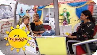 Azubi Speed-Dating im Riesenrad: Das neue Recruiting Verfahren! | SAT.1 Frühstücksfernsehen | TV