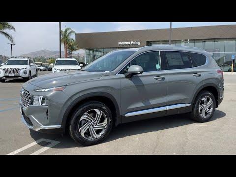 Download 2022 Hyundai Santa Fe Moreno Valley, Riverside, Beaumont, Banning, Perris CA 220763