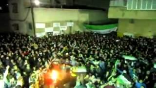 خافوا الله يا عرب من إبداع آهالي حماه الثورة السورية