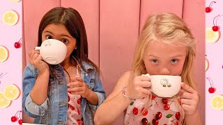 Everleigh & Ava - CRUSHES and SECRETS - They SPILL the TEA ☕️