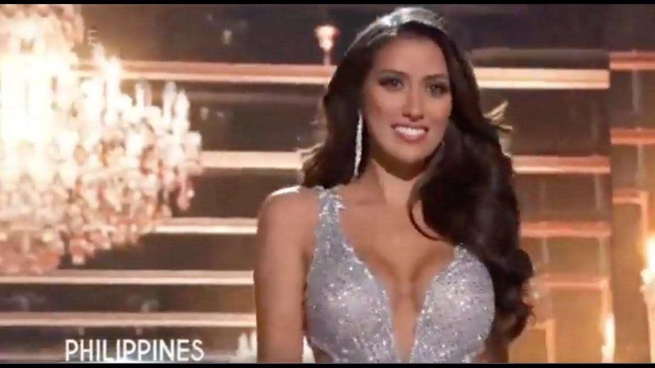 Miss Universe 2017: TOP 10 EVENING GOWN COMPETITION - Coronation ...