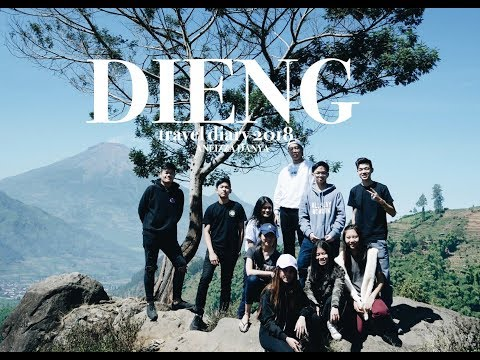 Dieng Travel Diary 2018.