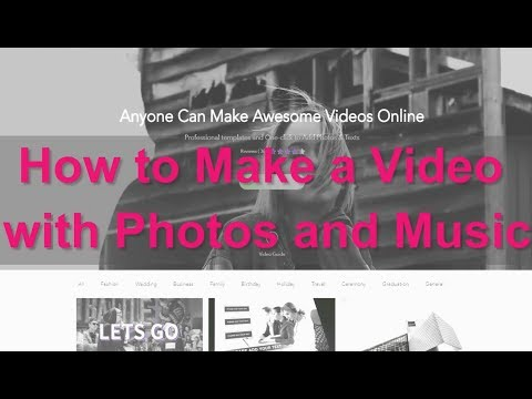 Free Ways to Make a Video with Photos and Music