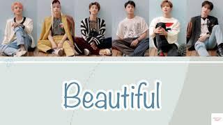 SEVENTEEN(세븐틴) -Beautiful - 한국어 / かなるび /日本語字幕
