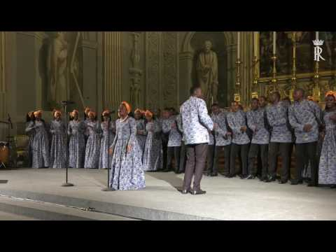 Cappella Paolina - the Glorious Voices of the University of Yaoundé