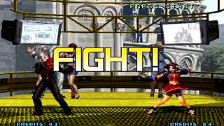 [TAS] KOF 2002 PLUS Edition TeamPlay