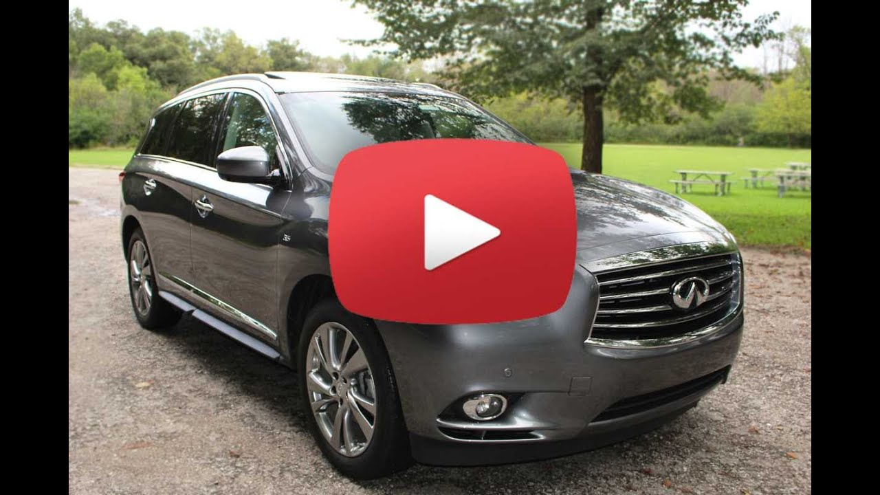 2015 infiniti qx60 review luxury with a side of safety youtube. Black Bedroom Furniture Sets. Home Design Ideas