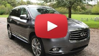 2015 Infiniti QX60 Review: Luxury With A Side Of Safety