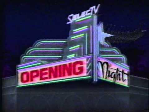 1980s SelecTV PG-13 Movie Intro