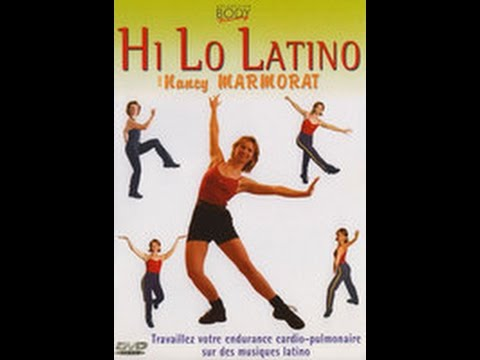 Hi Lo Latino - Cours fitness sur musique