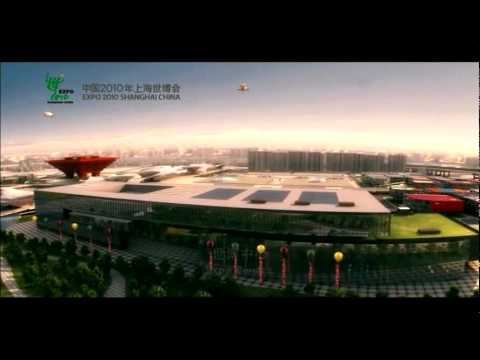 Shanghai 2010 World Expo Official Preview