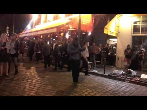 Stromae - Formidable dance by thomas bimai