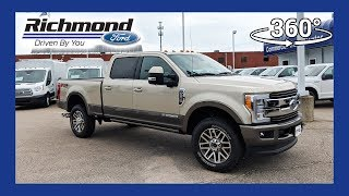 2018 Ford Super Duty King Ranch 360 Degree Virtual Test Drive