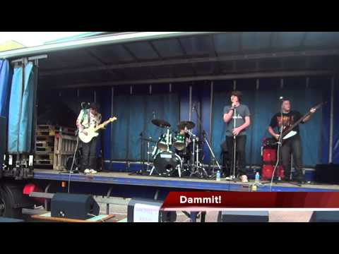 Rachel's Army live at Sleaford Live 2014