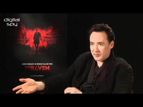John Cusack, James McTeigue 'The Raven' interview