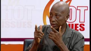 Hot Issues  with Major Boakye Gyan (RTD) - 24/6/2017