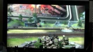 Игры: обзор Toy Soldiers Cold War на Xbox 360