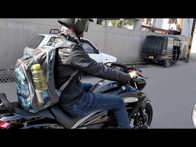 Taking Delivery Suzuki Intruder 150 and share my first impression