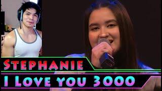 Download lagu Stephanie Poetri I Love You 3000 RandomPHDude Reaction