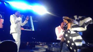 beyonc jay z forever young in stade de france for the on the run tour in paris 12 09 14