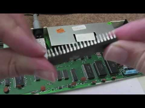 Commodore VIC-20 (VC20) - Replacement 6502 & 6522 + 32Kb RAM Expansion