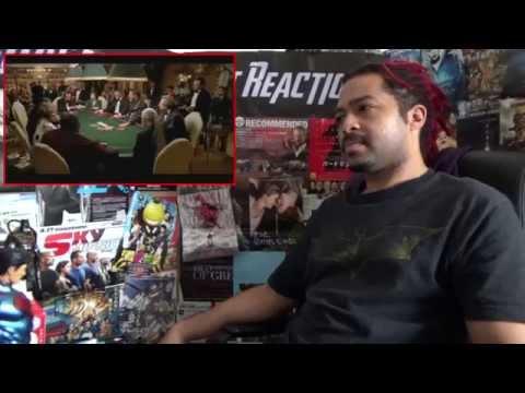 Akasan's Honest Reactions: Casino Royale Trailer