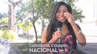 CANDIDATAS COLEGIO N 1 TEODORO SANCHEZ DE BUSTAMANTE