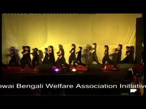 Tanusree Shankar Dance Academy (TSDA) Students || The Rising Star || PBWA || (2014)