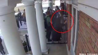 Schießerei – muslimische Schülerin rettet ihre Mitschüler