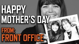 Happy Mother's Day from the SFGiants Front Office