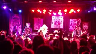 Twisted Sister - Born To Raise Hell...monsterwood Morc 10-5-16