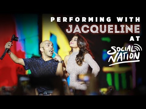 My Chittiyaan Kalaiyaan Moment with Jacqueline Fernandez | Social Nation Mp3