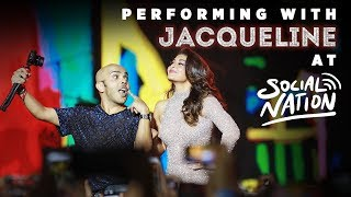 My Chittiyaan Kalaiyaan Moment with Jacqueline Fernandez | Social Nation