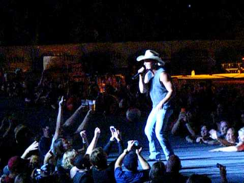 Kenny Chesney- Keg in the Closet