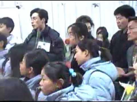2003년도 영광교회 127KM 국토순례