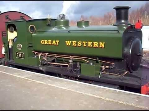 GWR Locomotive 701